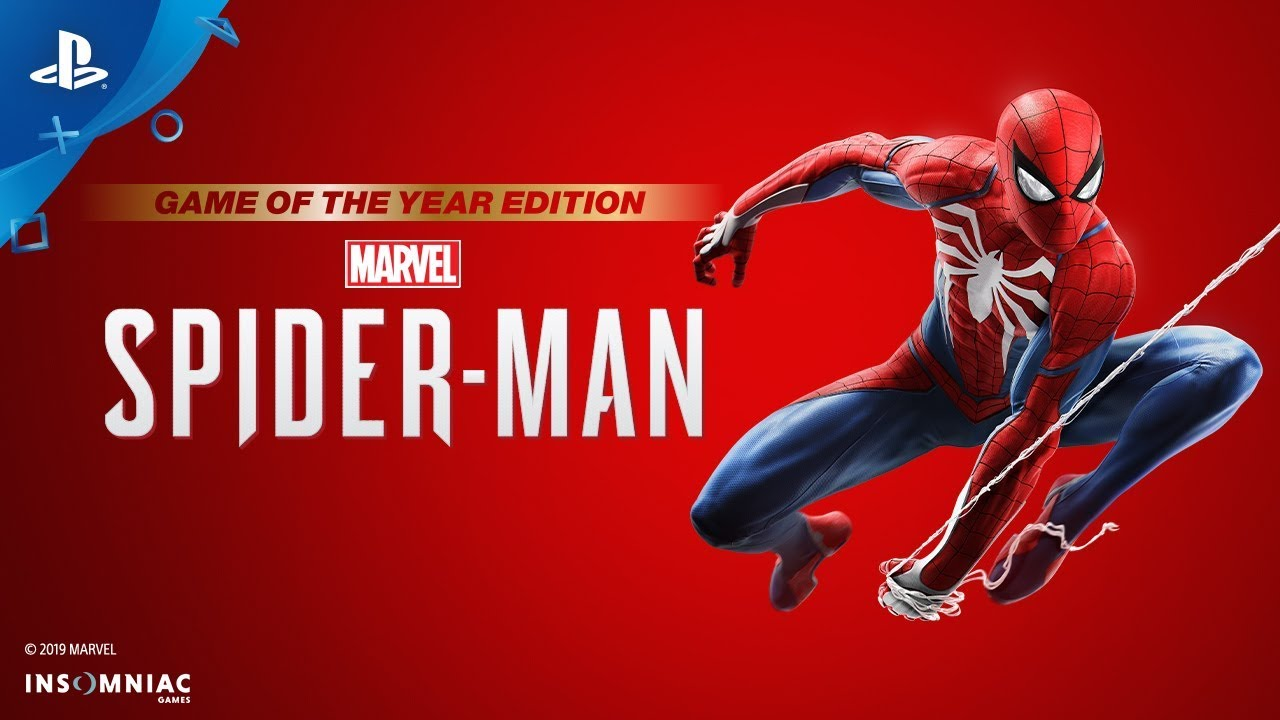 A Way Too Late Game Review: Marvel's Spiderman