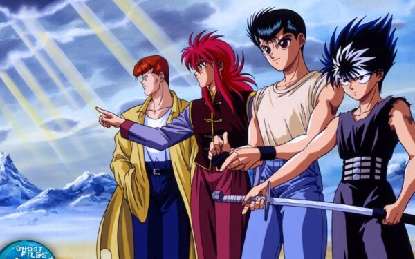 Starter Anime: Yu Yu Hakasho